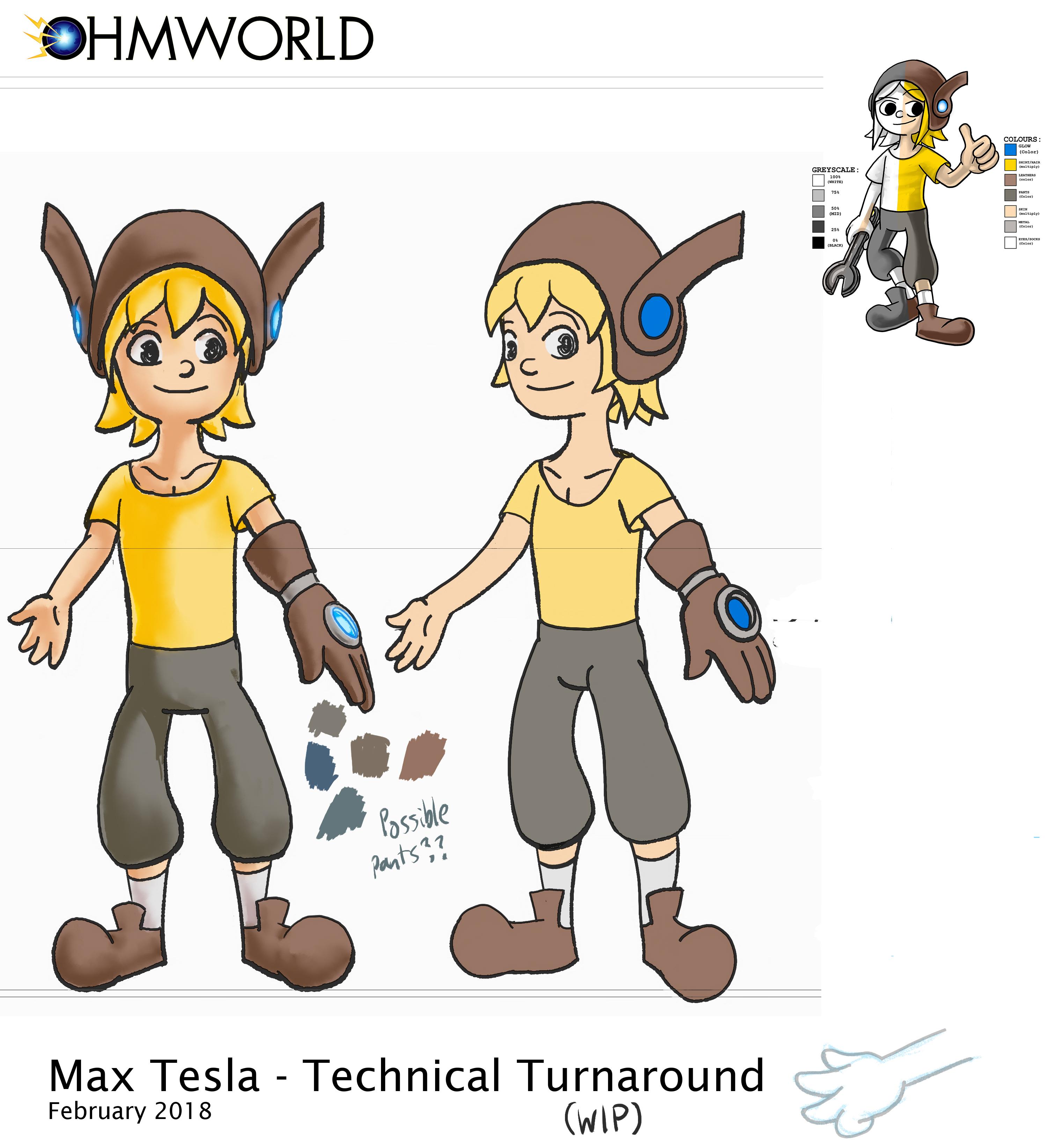 2018-02Feb Max Tesla Turnaround (2 points col test)